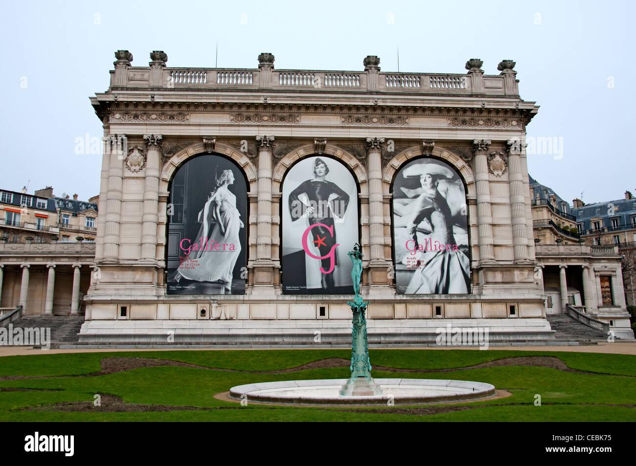 Il Palais Galliera Musee De La Mode De La Ville De Paris Mostra La