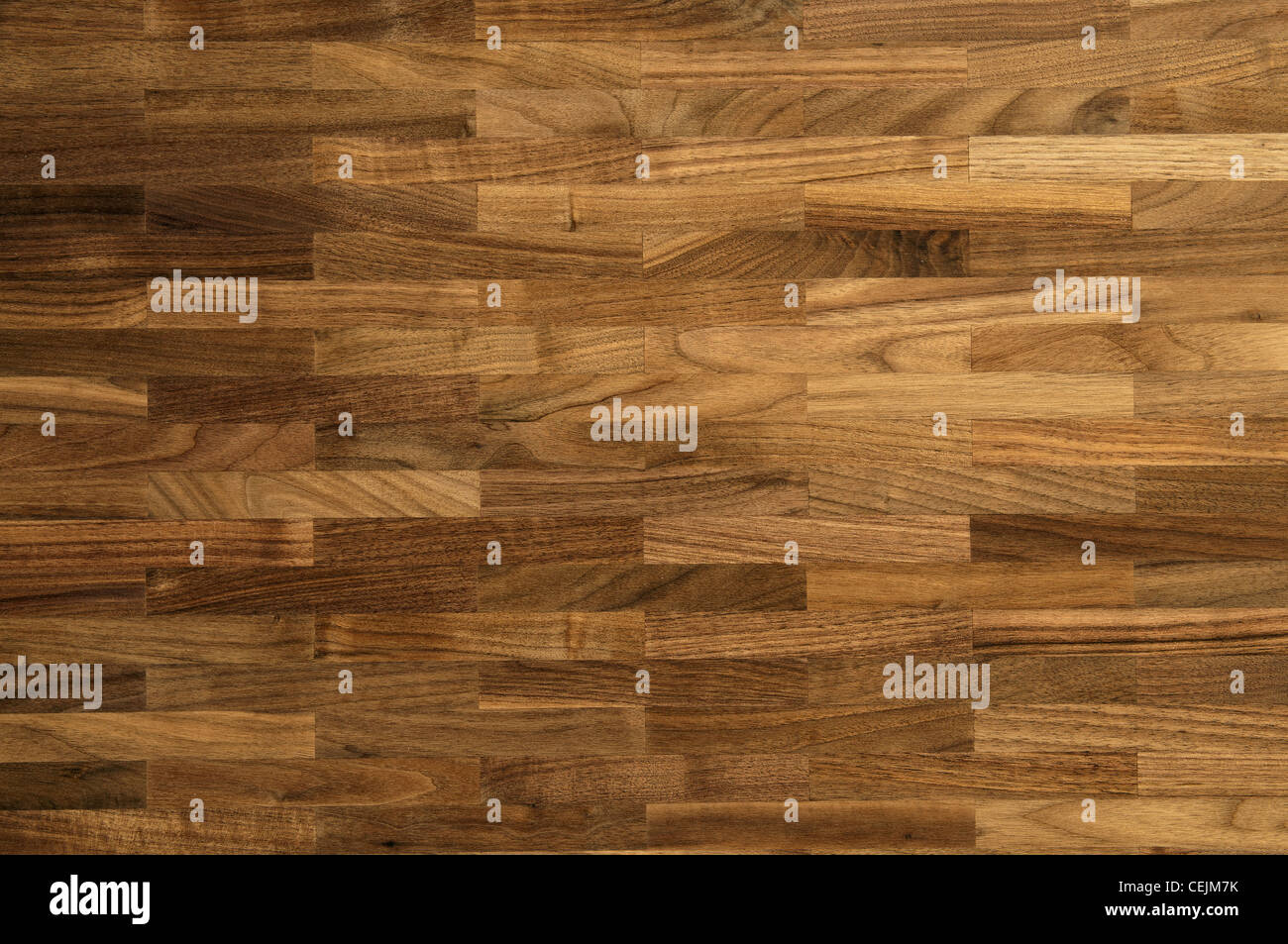 Texture di legno parquet pavimento realizzato del noce canaletto naturale del legno foto - Piastrelle simili al parquet ...