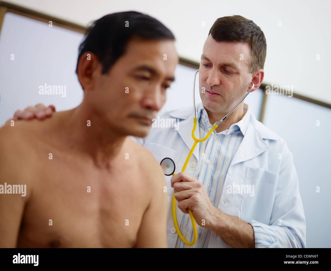 asiatico medico sesso