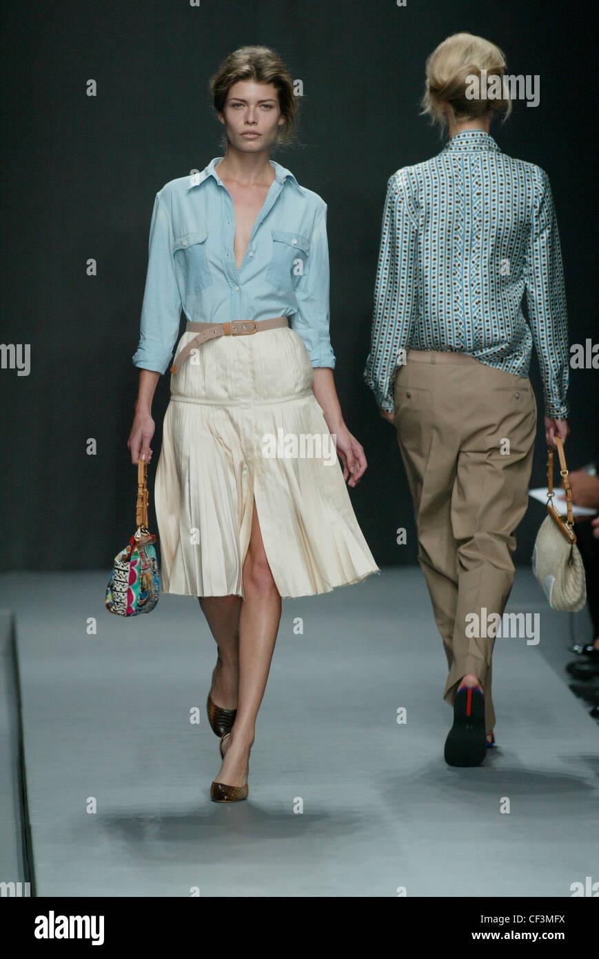 pretty nice 586e1 30db9 Prada Milano pronto a indossare Primavera Estate Due modelli ...