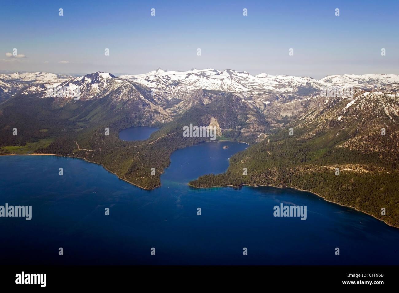 Photograph immagini photograph fotos stock alamy for Cabina nel noleggio lago tahoe