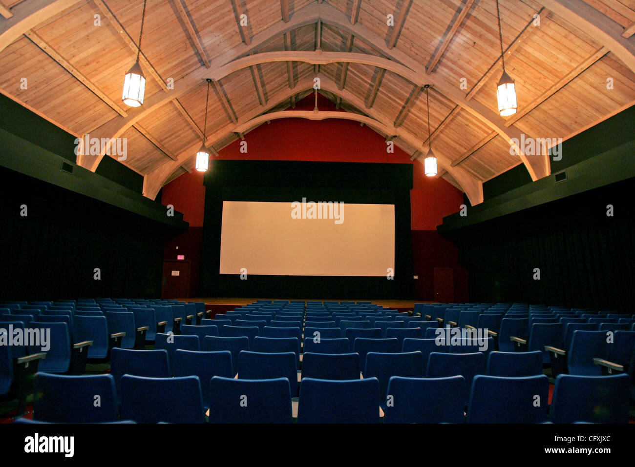 041707 acc il teatro personale Foto di Richard Graulich/Palm Beach post 0036713A WEST PALM BEACH - all'interno Immagini Stock