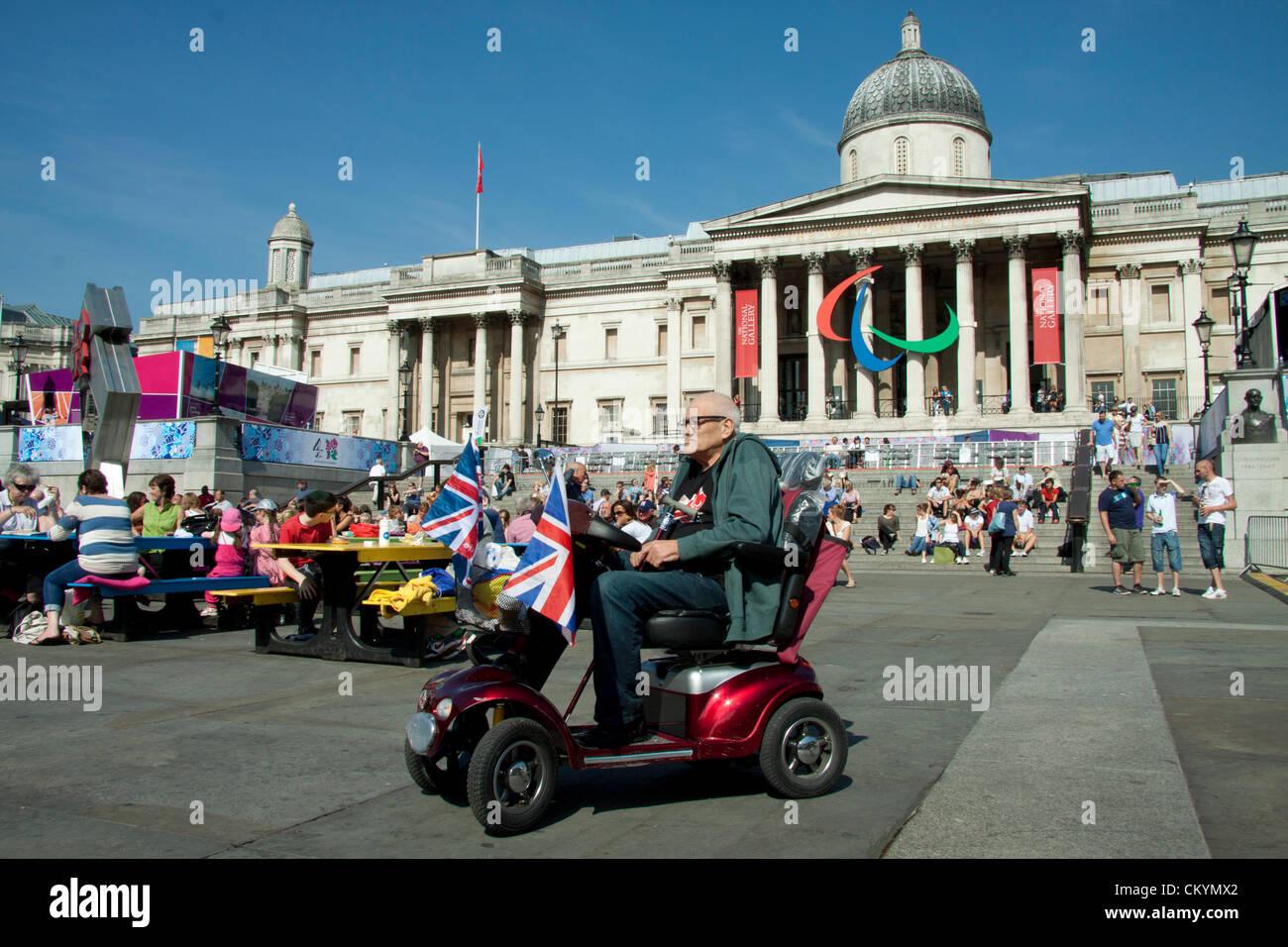 Londra, UK, Lunedì 23 Luglio, 2012. LOmega orologio su