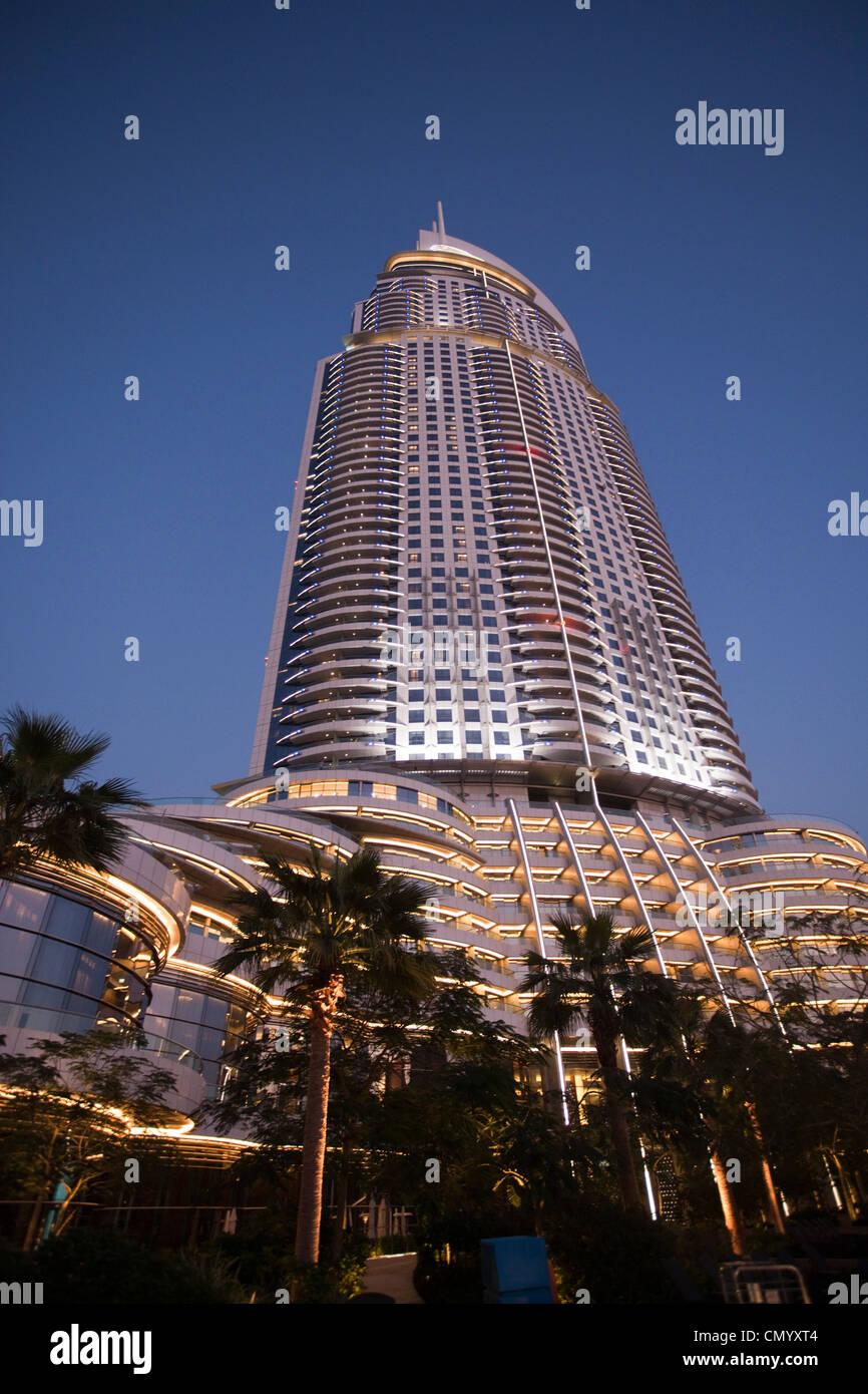 L 39 indirizzo hotel 5 stelle vicino a burj khalifa centro for Amsterdam hotel centro 4 stelle