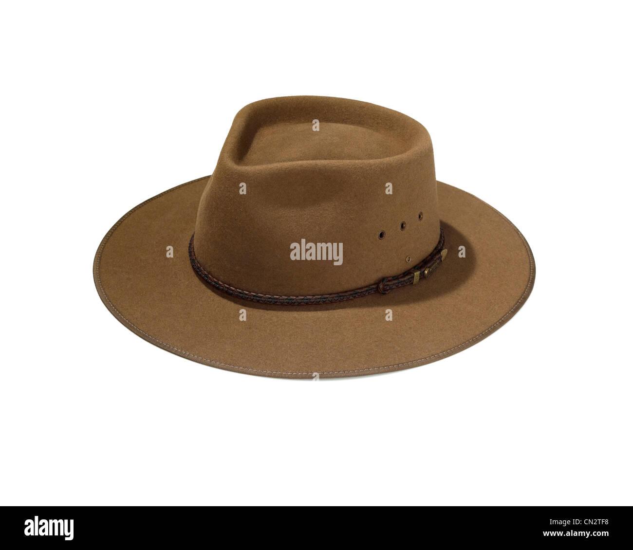 Cappello Akubra Immagini Stock