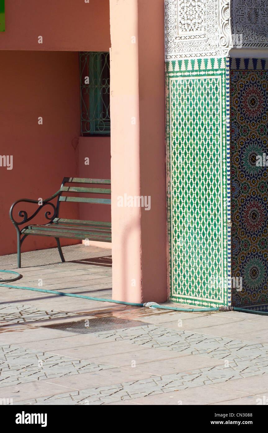 Marrakech, Marocco Immagini Stock