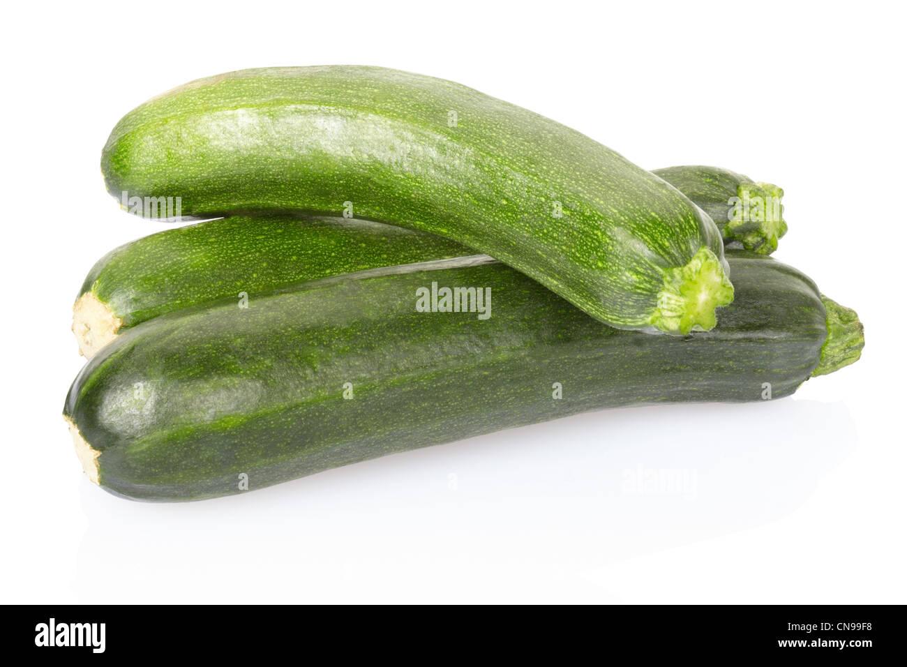 Zucchine Zucchine Immagini Stock