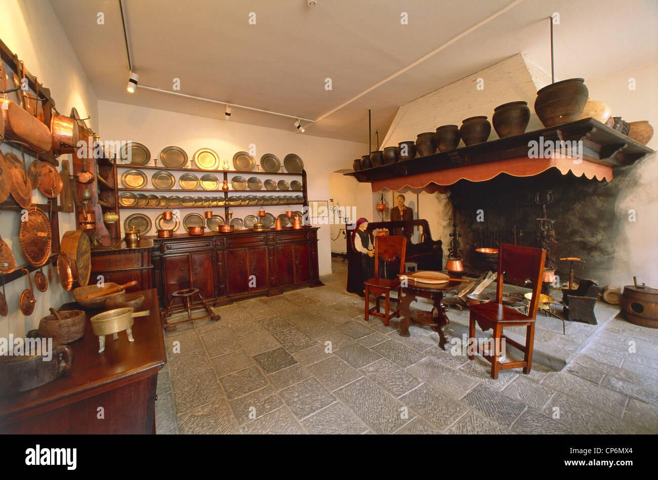 Friuli Venezia Giulia Tolmezzo (UD). Museo Carnico delle ...