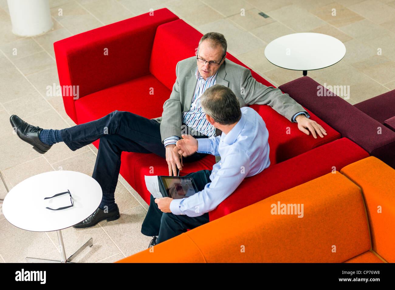 Meeting aziendali Immagini Stock