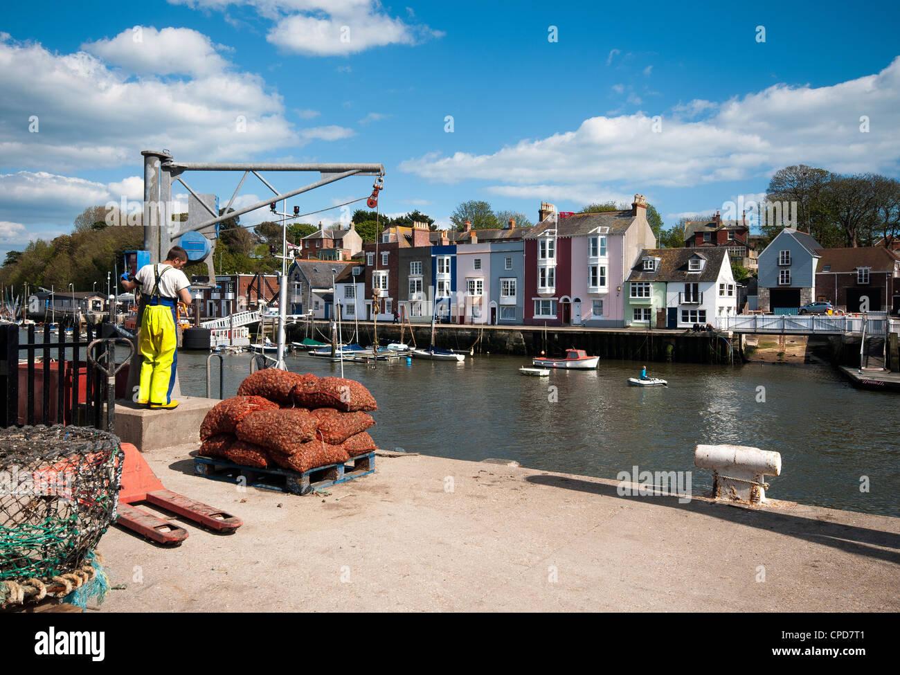 Weymouth Dorset, England, Regno Unito Foto Stock