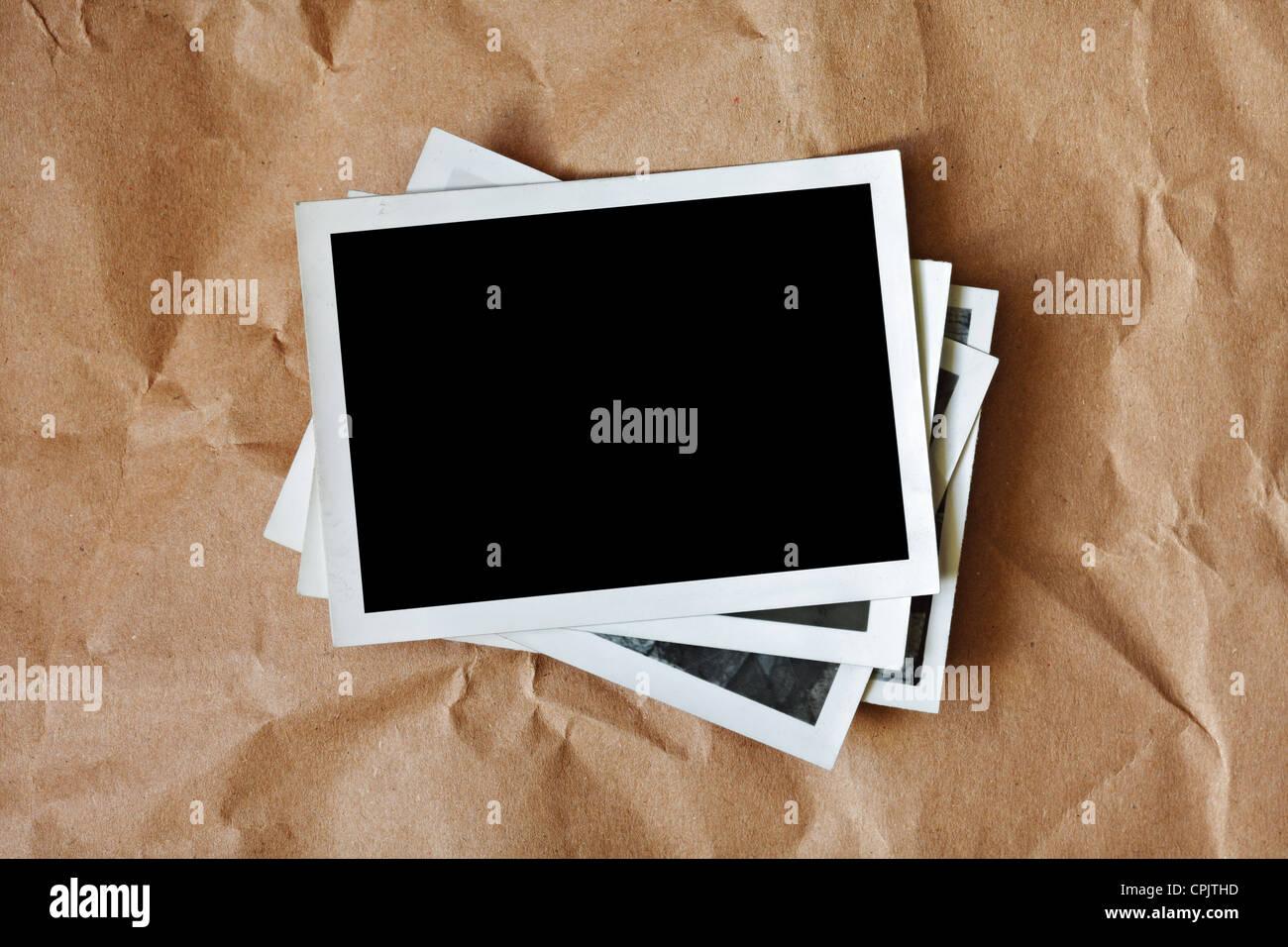Bordo della foto Immagini Stock