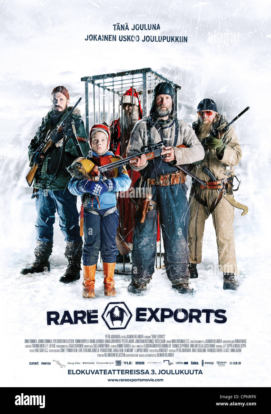 Esportazioni di rare Immagini Stock