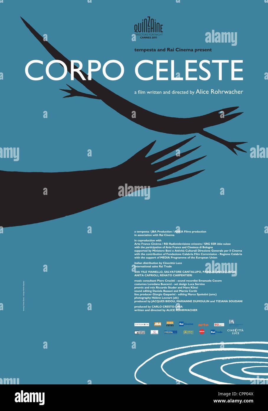 Corpo Celeste Immagini Stock