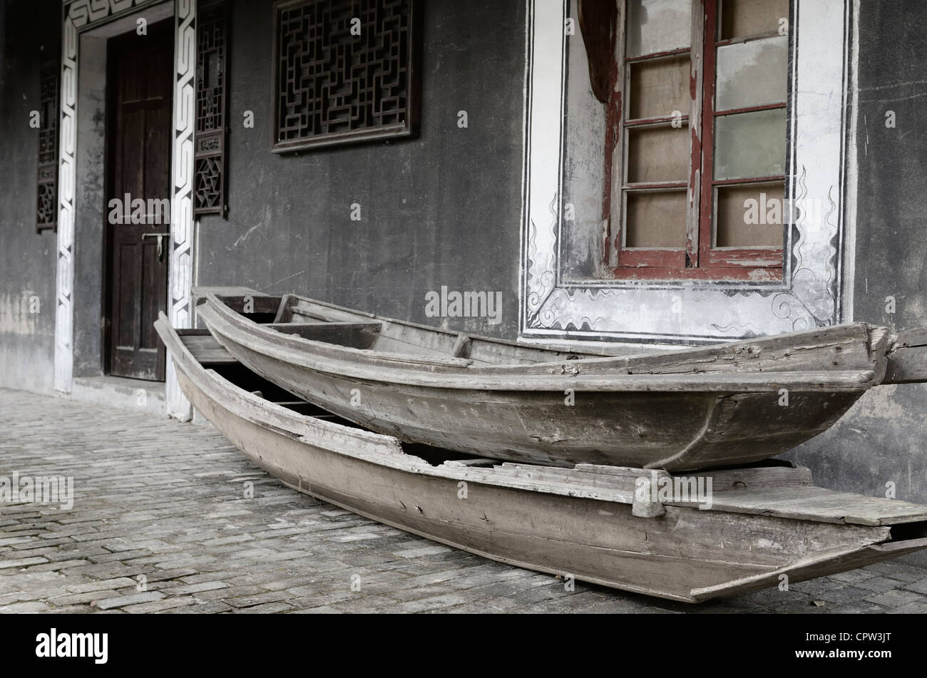 Abandoned Boats Immagini Abandoned Boats Fotos Stock Alamy