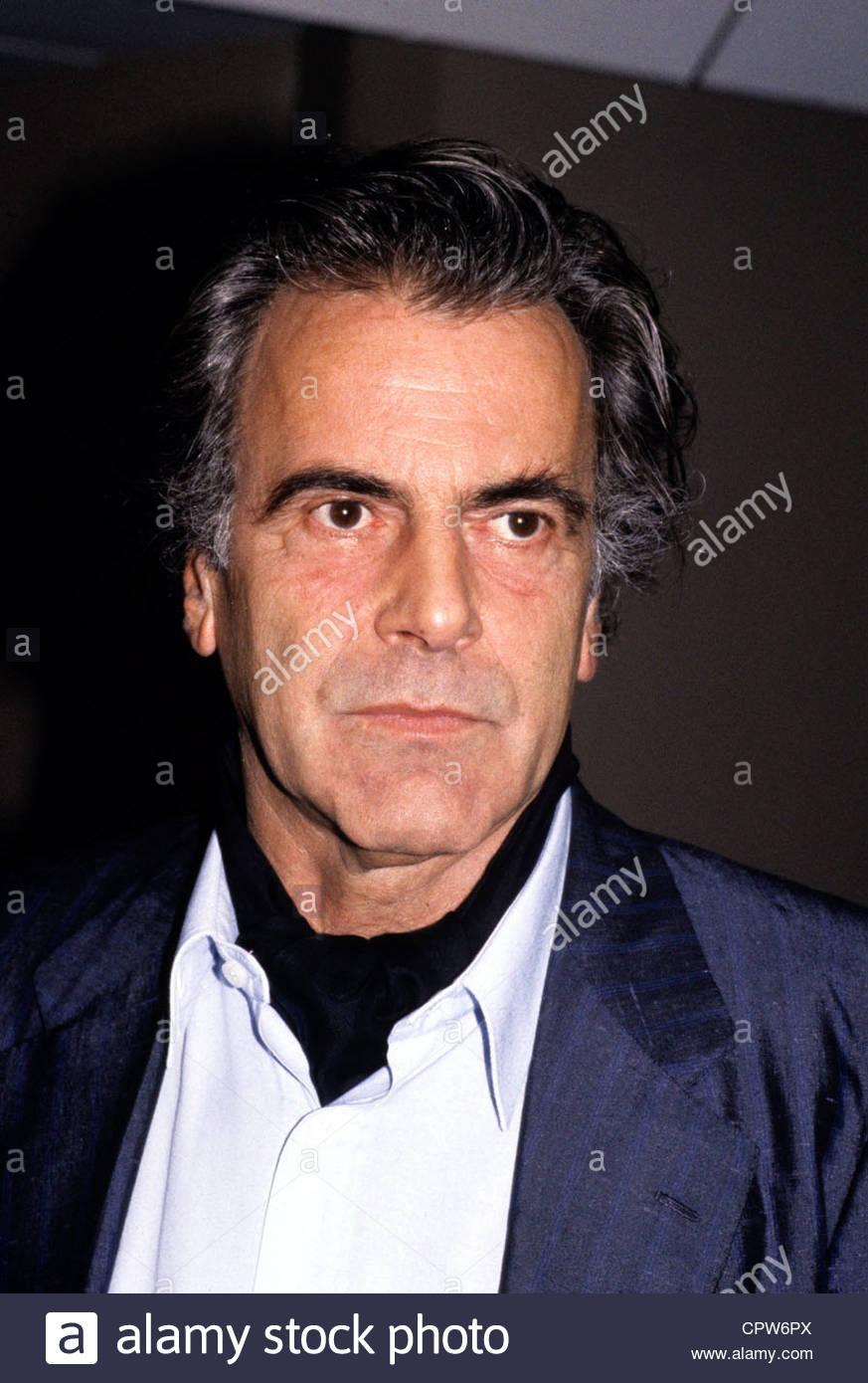 Schell, Massimiliano, * 8.12.1930, attore austriaco, ritratto, agli inizi degli anni ottanta, 80s, Immagini Stock