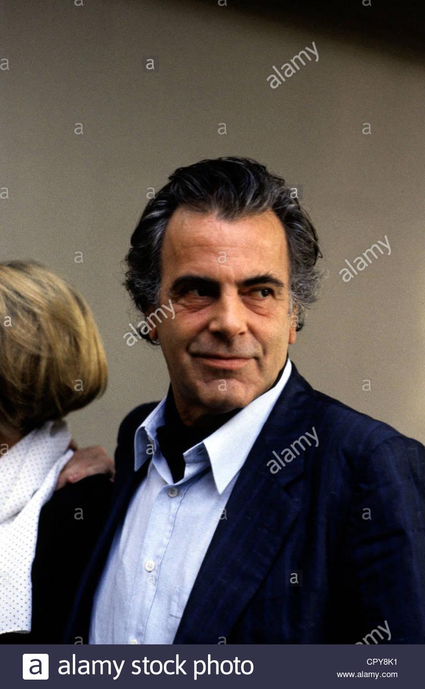 Schell, Massimiliano, * 8.12.1930, attore tedesco, ritratto, degli anni ottanta, Immagini Stock