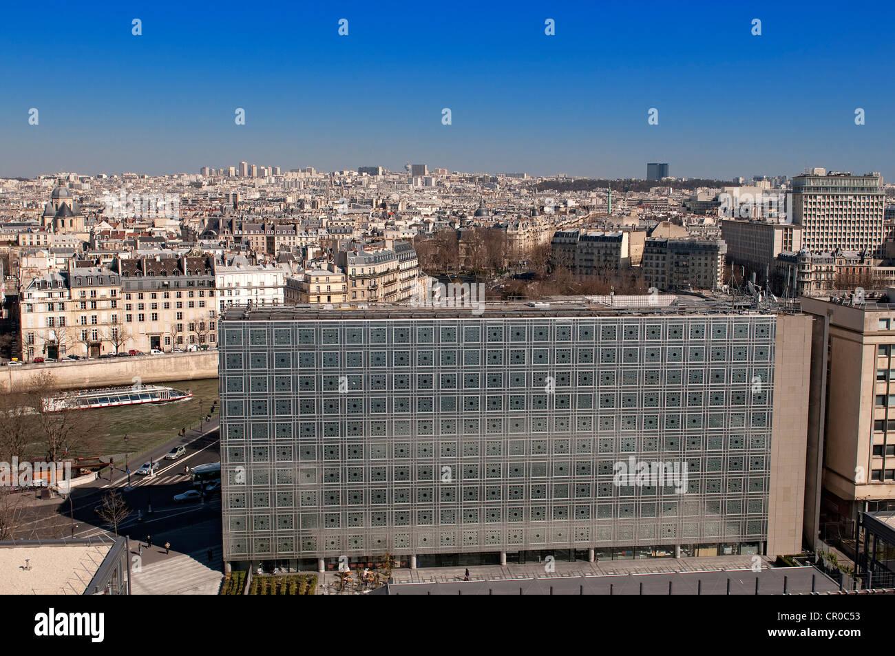 Francia Parigi Institut Du Monde Arabe Istituto Del Mondo Arabo