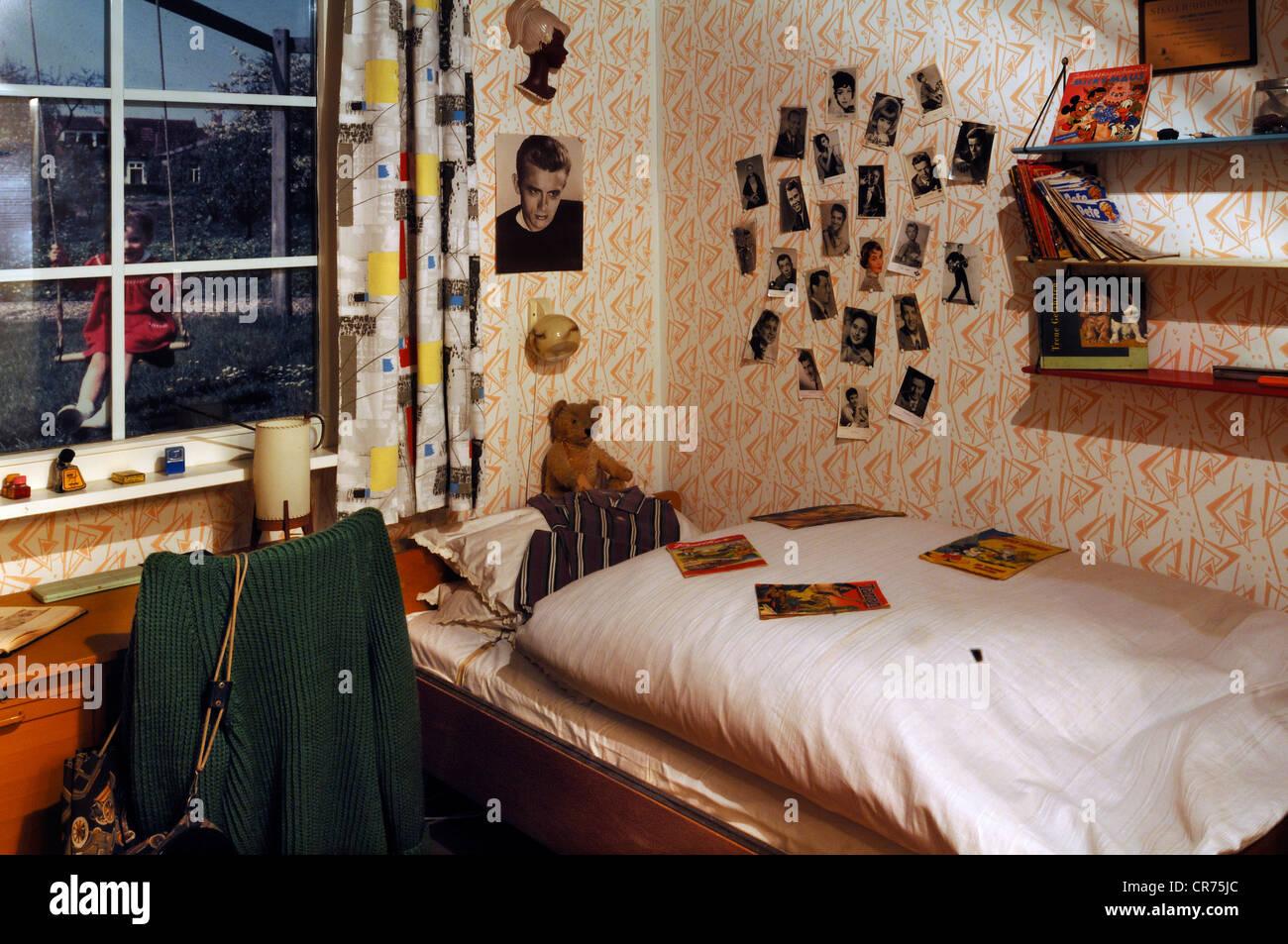 Camere Da Letto Giovani : Giovani camera da letto a partire dagli anni cinquanta anni