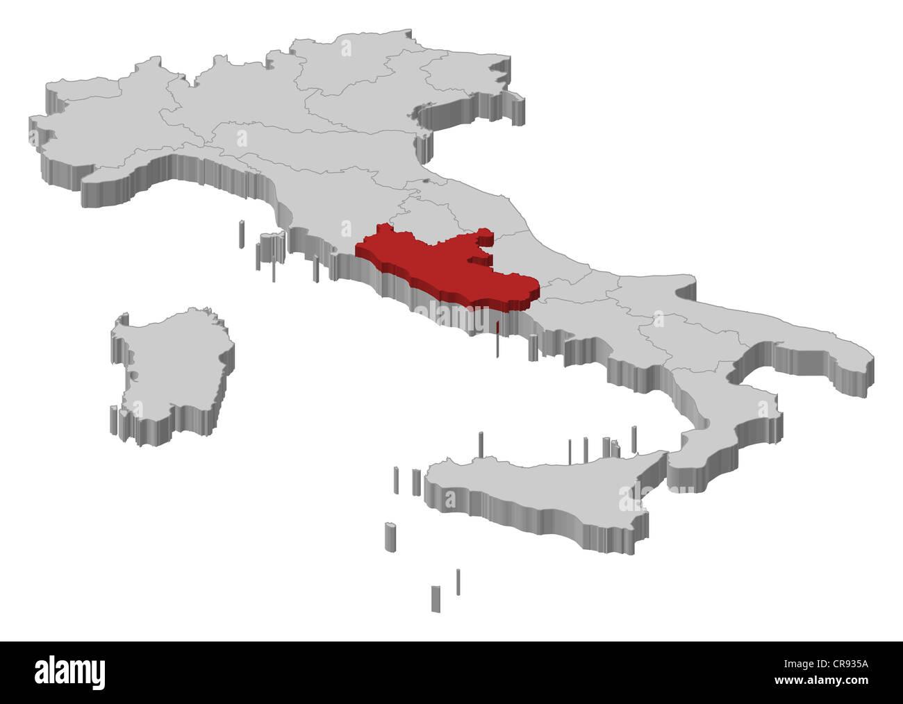 Cartina Muta Italia Regioni E Capoluoghi Da Stampare.28 Immagine Dell Italia Con Le Regioni
