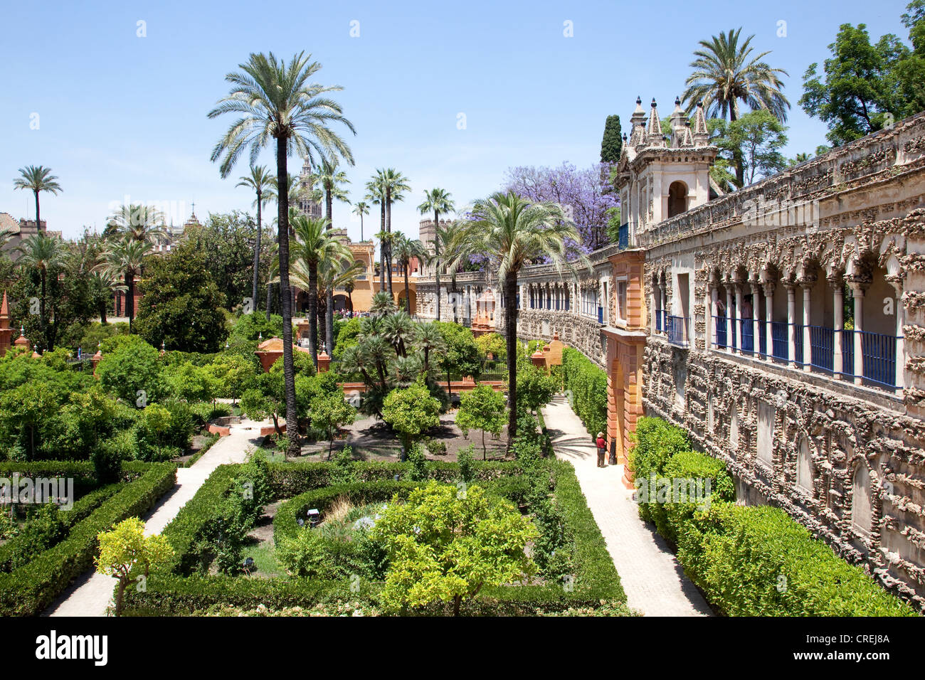 Architetto Di Giardini architettura di giardino nei giardini del re moro del