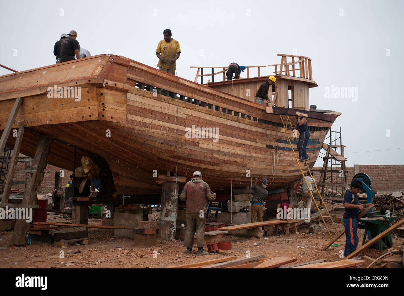 Wood For Boat Building Immagini Wood For Boat Building Fotos Stock