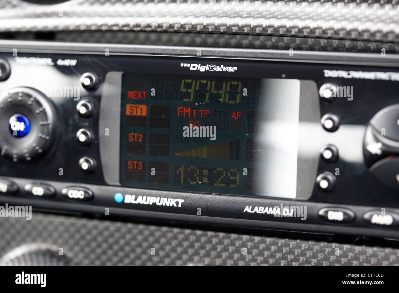 blaupunkt multi stereo system nuovo con scatola