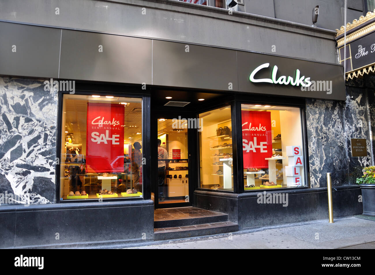Clarks Shoes Immagini & Clarks Shoes Fotos Stock Alamy