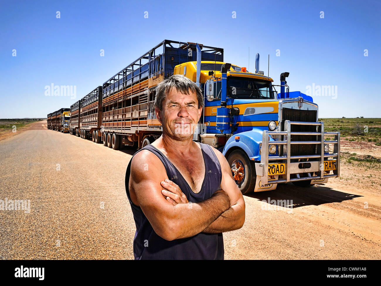 Dating a truck driver in Australia