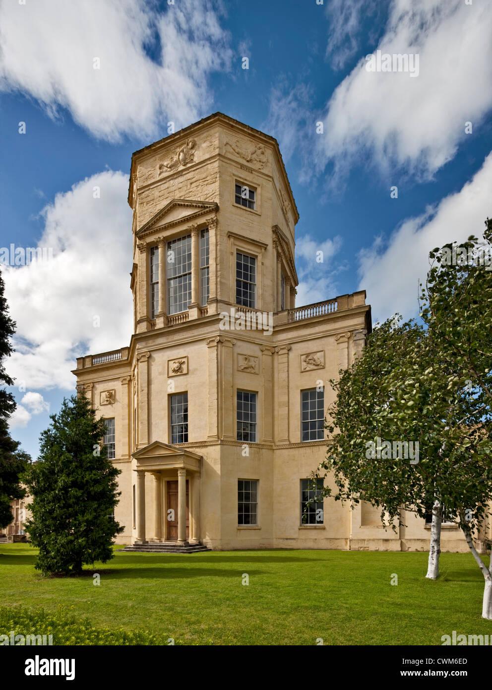 La Radcliffe Observatory di Oxford al Green Templeton College. Immagini Stock