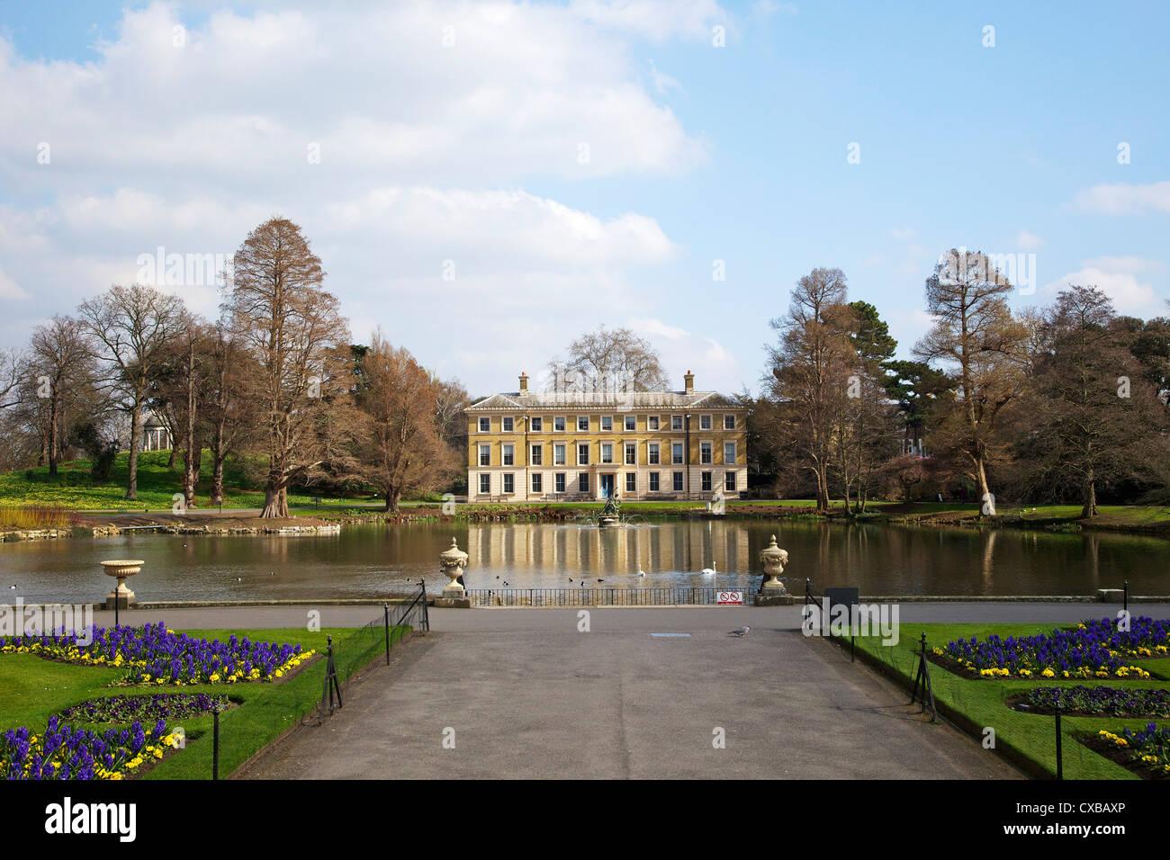 Museo n. 1, Royal Botanic Gardens, Kew, Sito Patrimonio Mondiale dell'UNESCO, London, England, Regno Unito, Immagini Stock