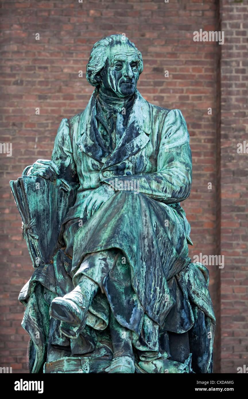 Franz Ferdinand Wallraf, 1748-1824, botanico tedesco, matematico, teologo, il sacerdote, il Museo di Arte Applicata, Immagini Stock