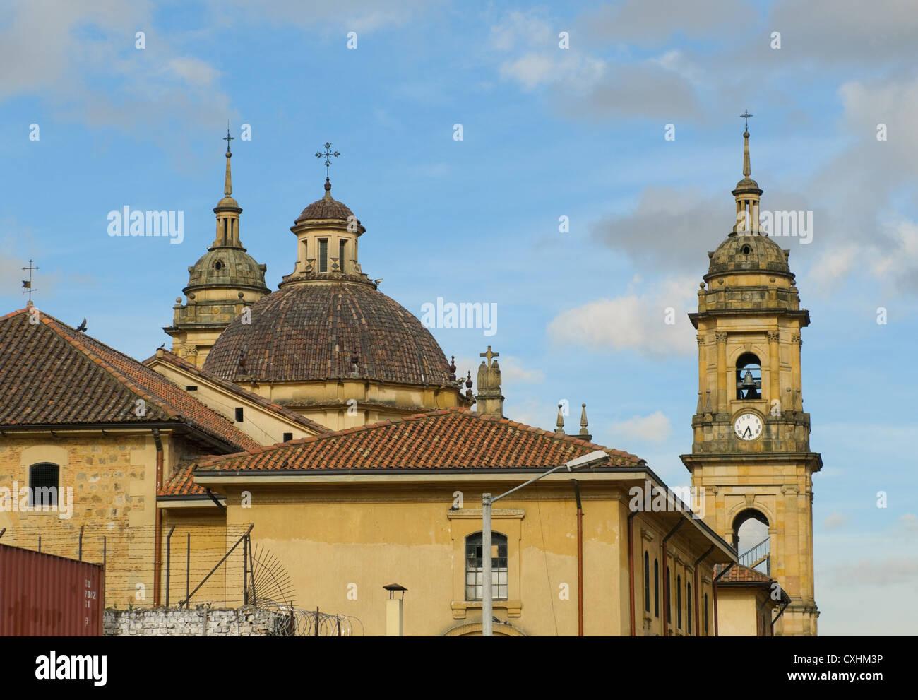 Cattedrale Primate, Bogotà, Colombia Immagini Stock