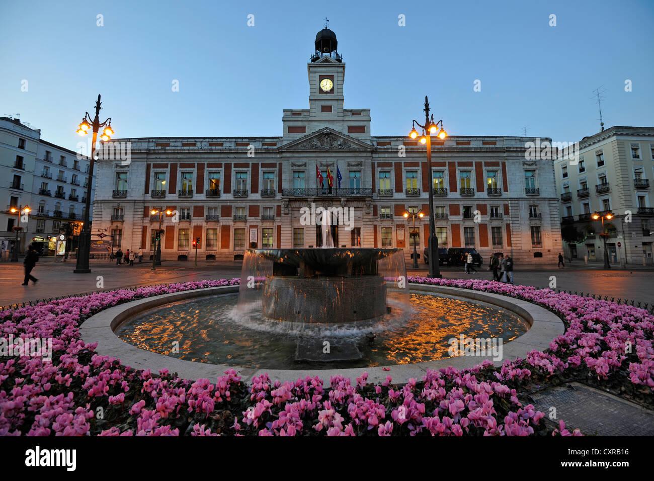 Presidencia De La Comunidad De Madrid La Antigua Casa De