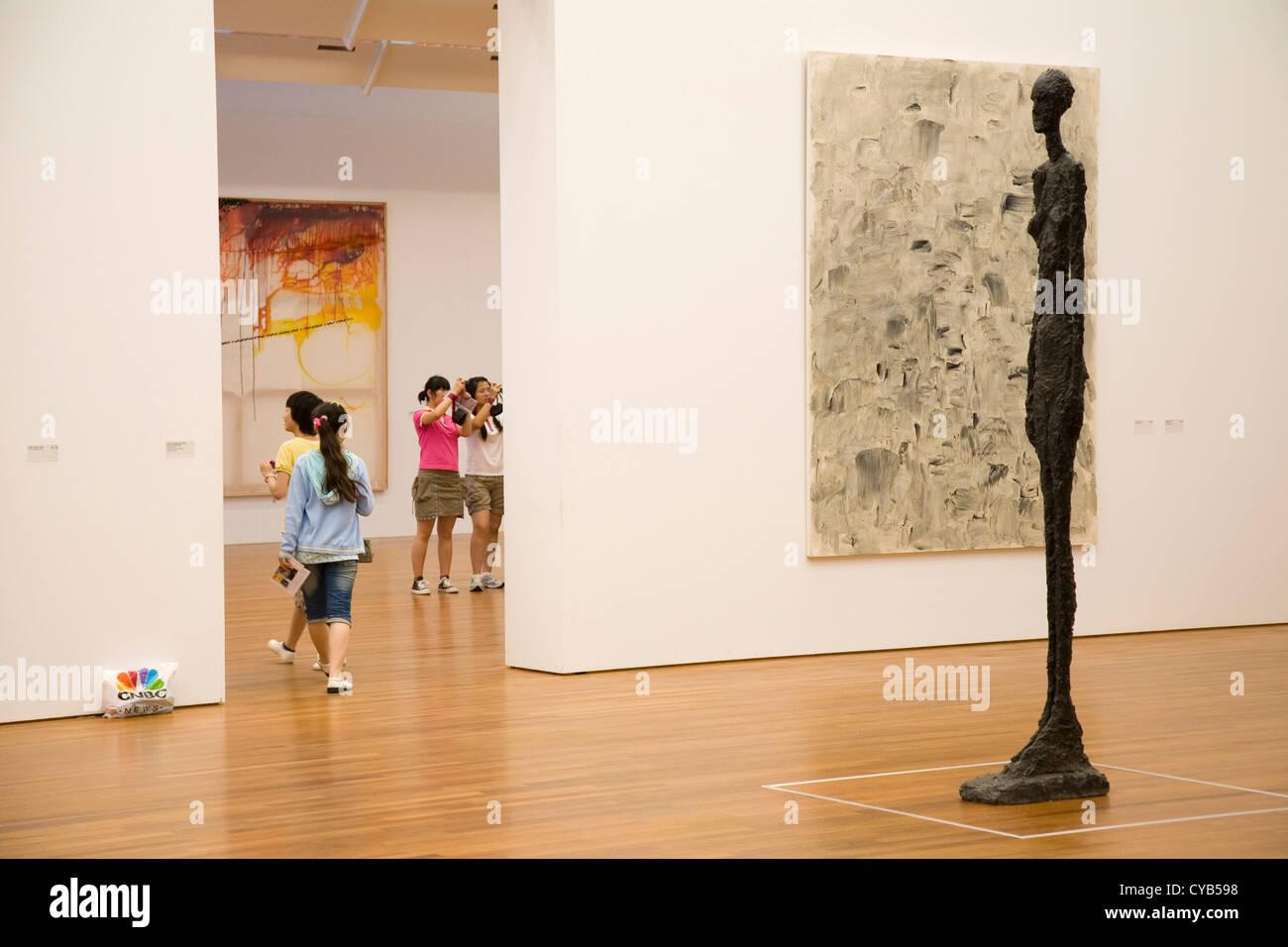 L'Europa, la Svizzera, Zurigo, Kunsthaus, museo d'arte Immagini Stock