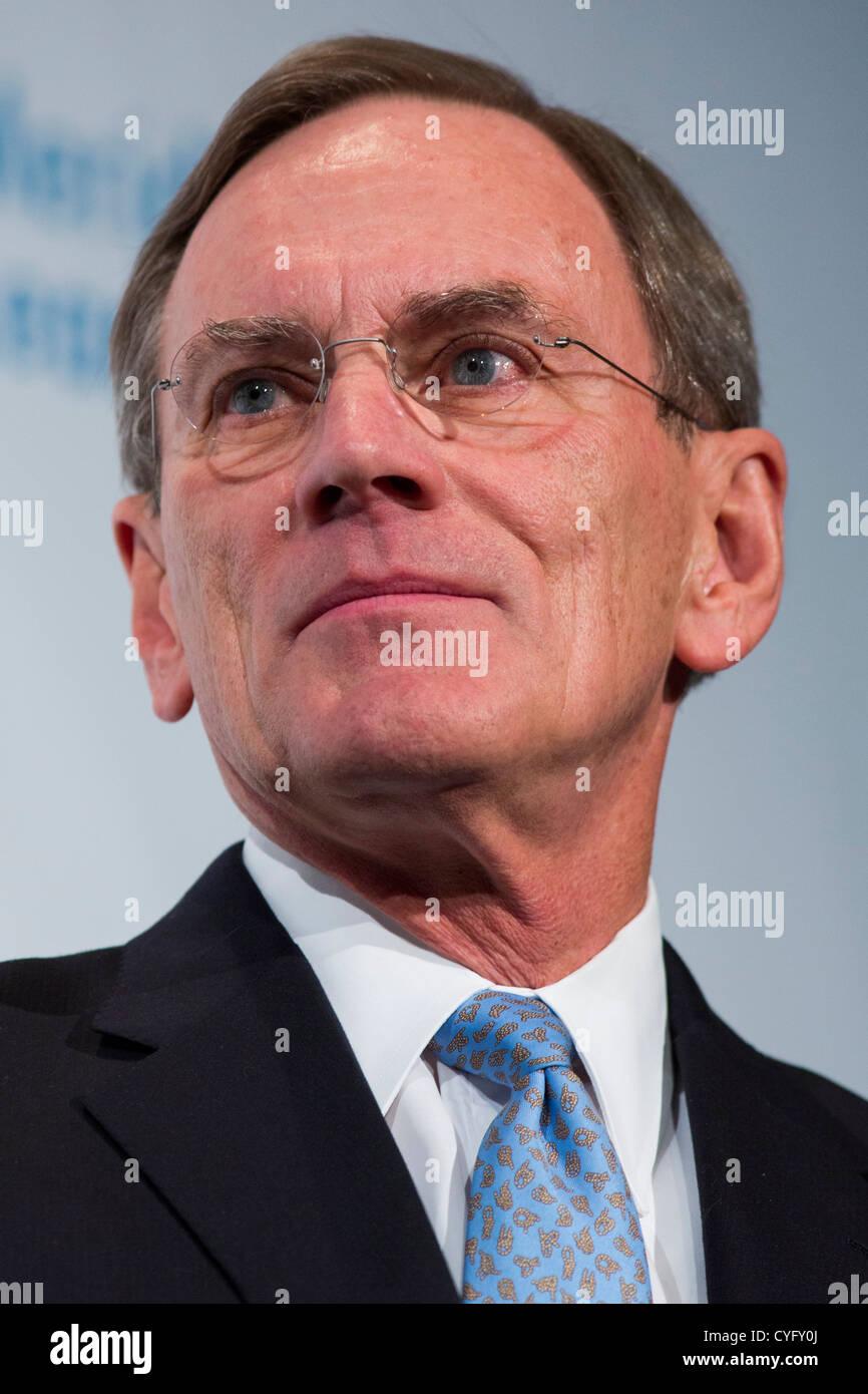 Jay Johnson, Presidente e CEO di General Dynamics Corportation. Immagini Stock