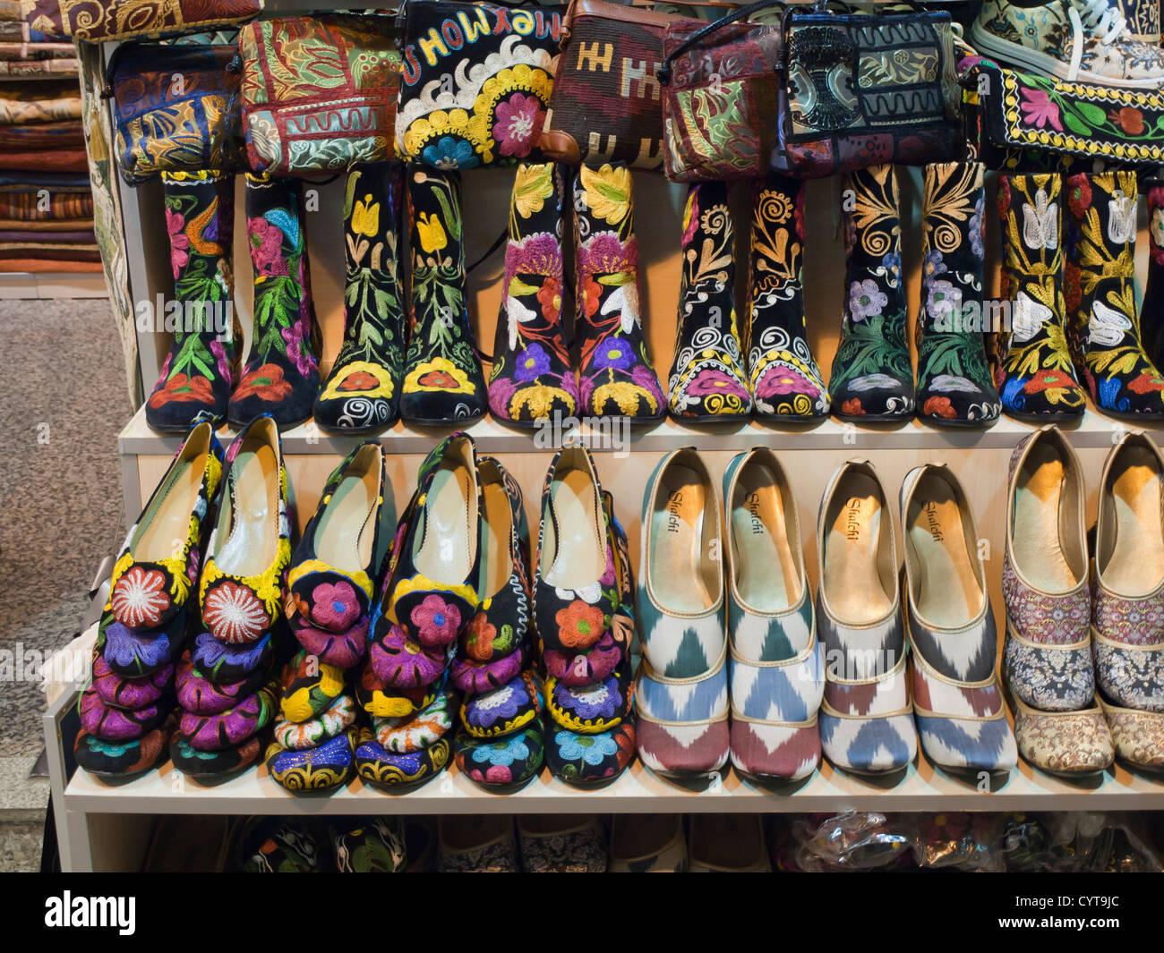 Istanbul Grand Bazaar Shoes Immagini Istanbul Grand Bazaar Shoes