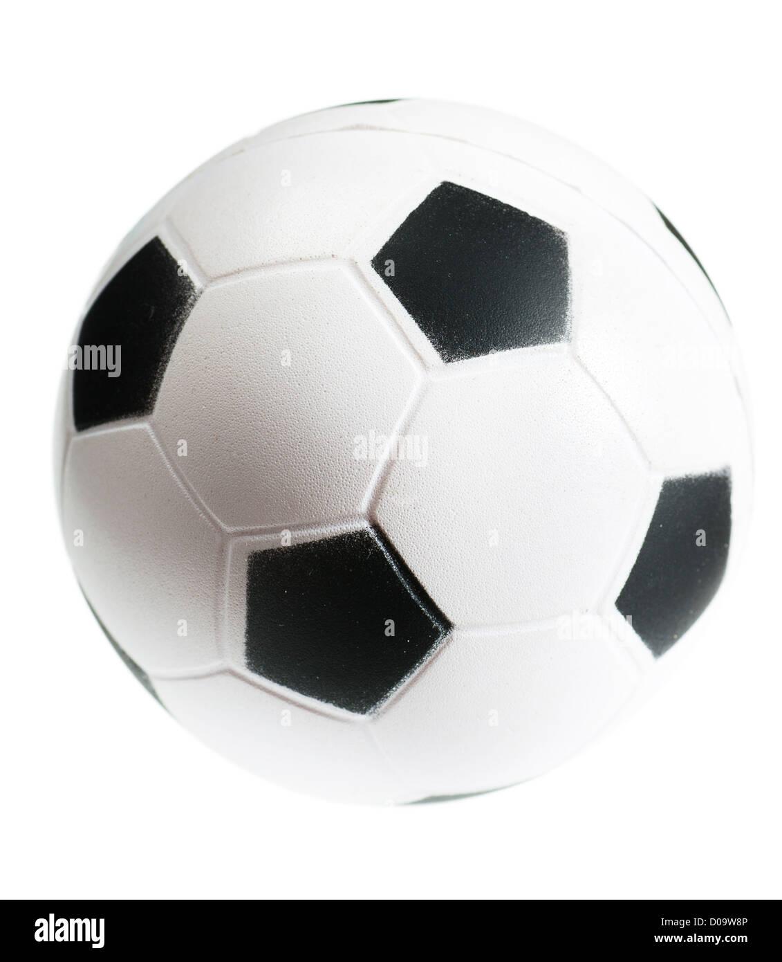 Pallone da calcio Foto Stock