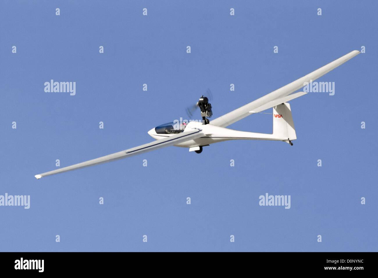 PIK-20 aeromobile in volo Foto Stock