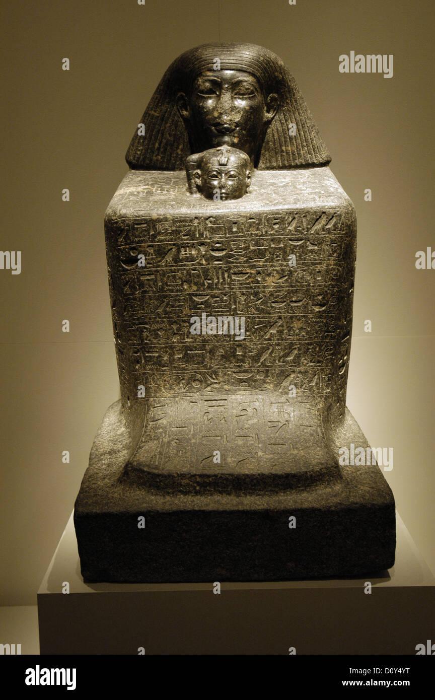 ARTE EGIZIA SCULTURA BUSTO STATUA armana Princess Museo Riproduzione