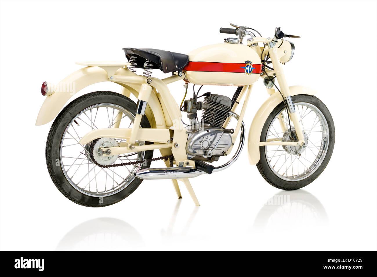 1966 MV Agusta Liberty Turismo motocicletta Immagini Stock