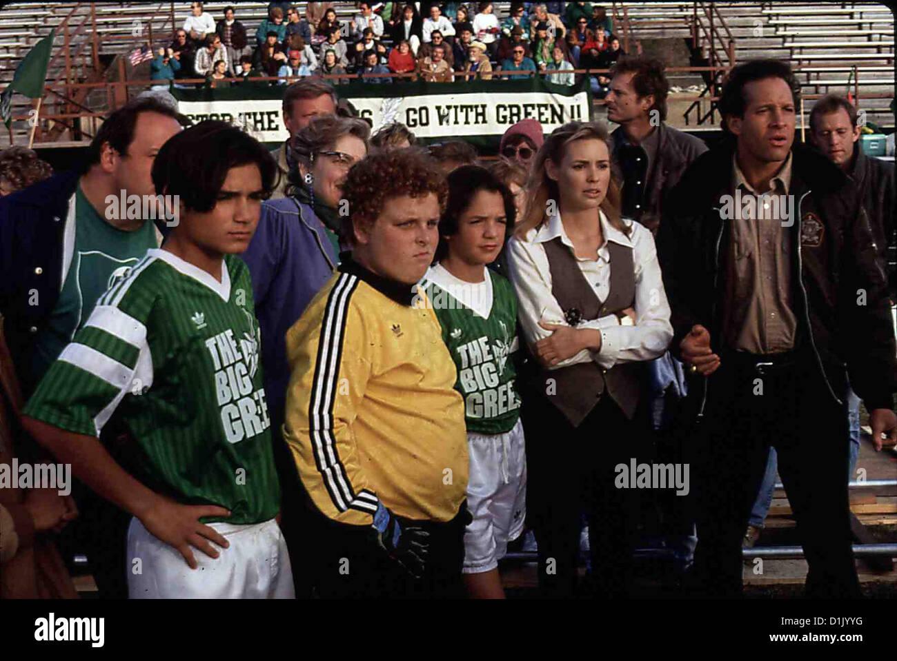 Il grande verde - Ein Unschlagbares Big Team Verde, Anthony Esquivel, Patrick Renna, Billy L. Sullivan, Olivia D'ABO, Immagini Stock