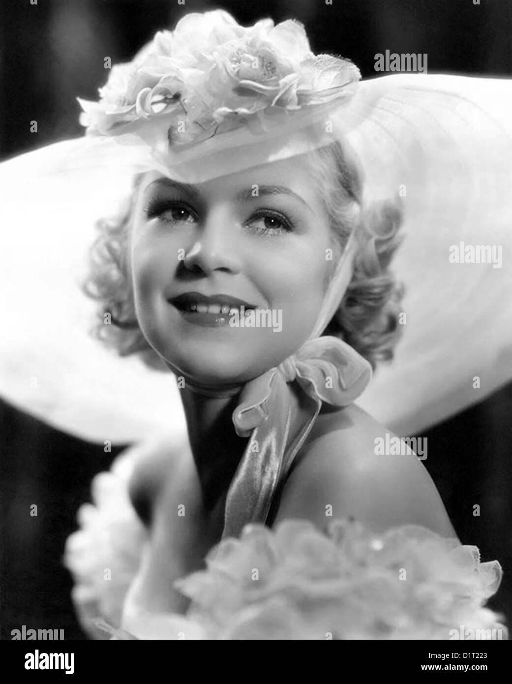 CLAIRE TREVOR (1910-2000) US attrice cinematografica Immagini Stock