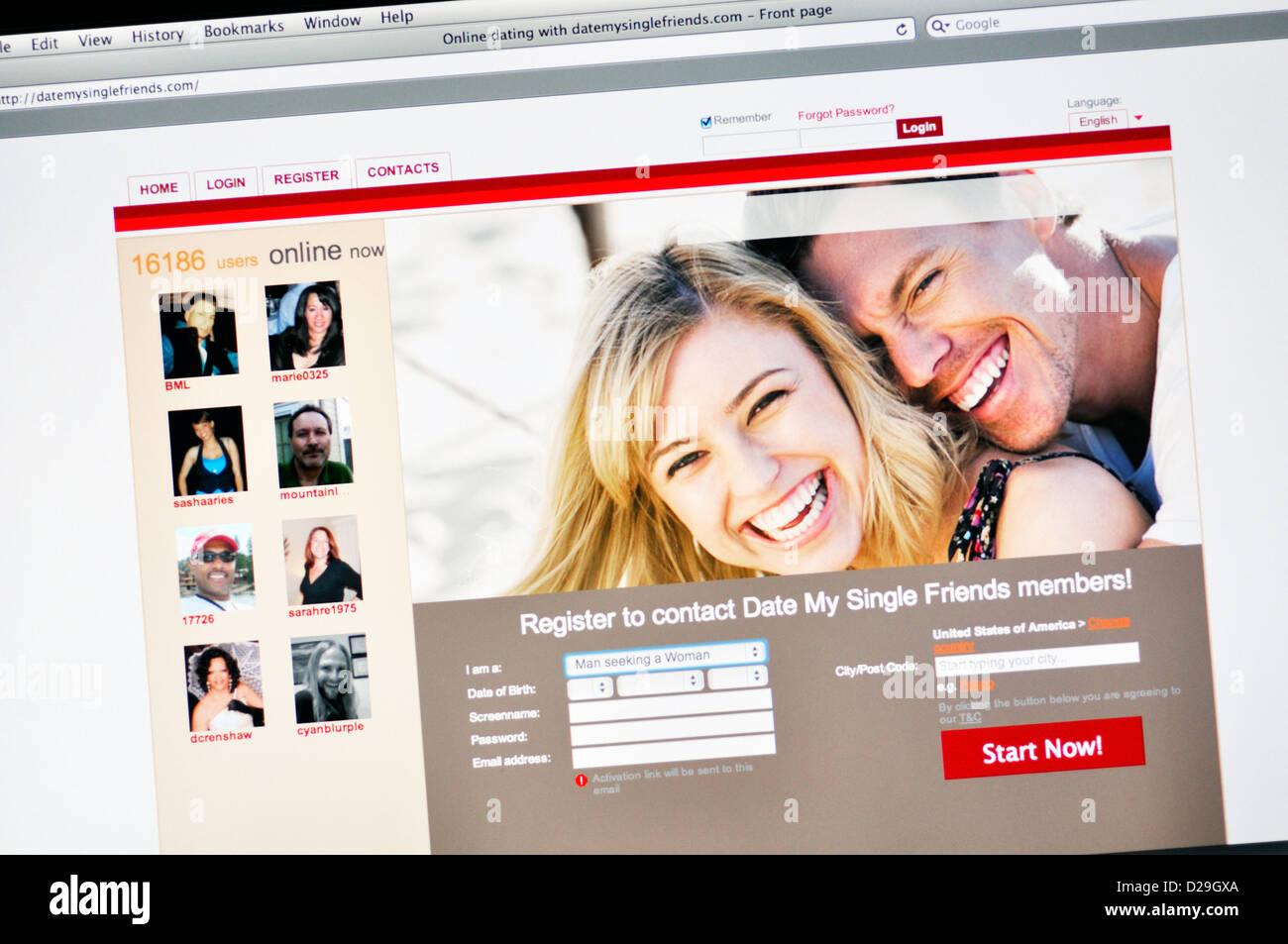 Profilo di dating online senza immagine