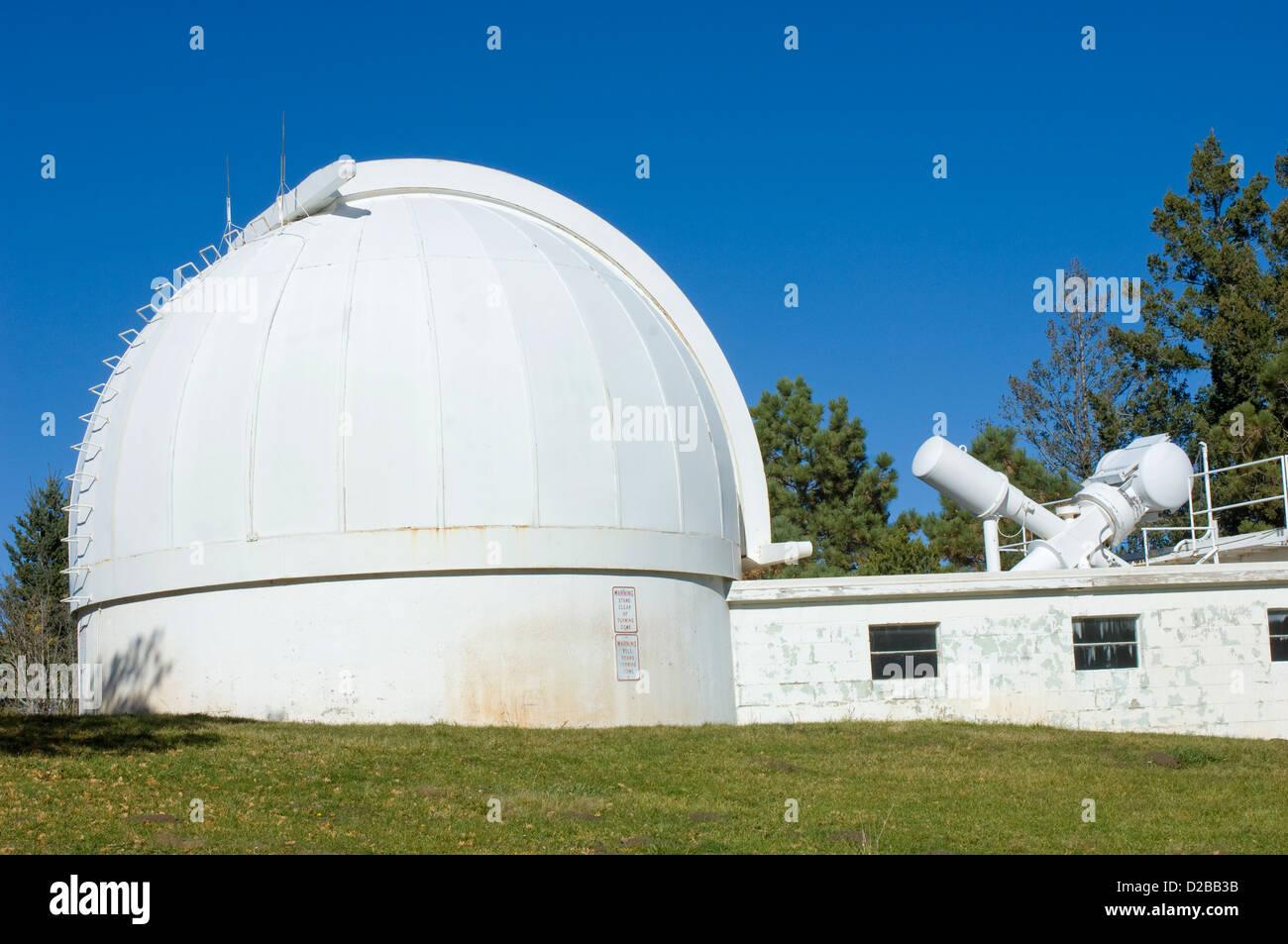 Nazionale Osservatorio Solare, picco di Sacramento, Nuovo Messico Immagini Stock