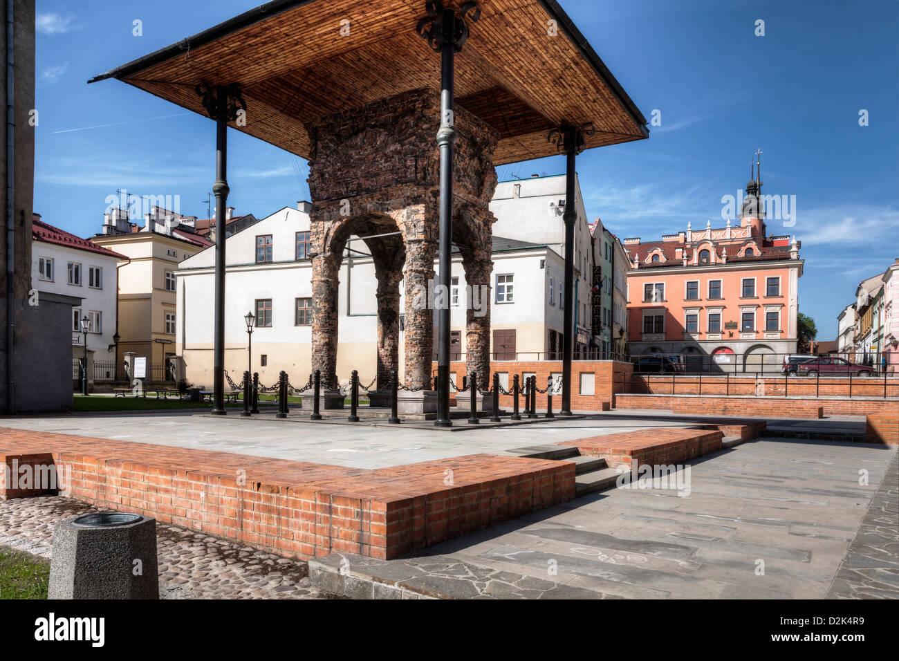 Citt Vecchia Ebraica Di Bima A Tarnow Polonia