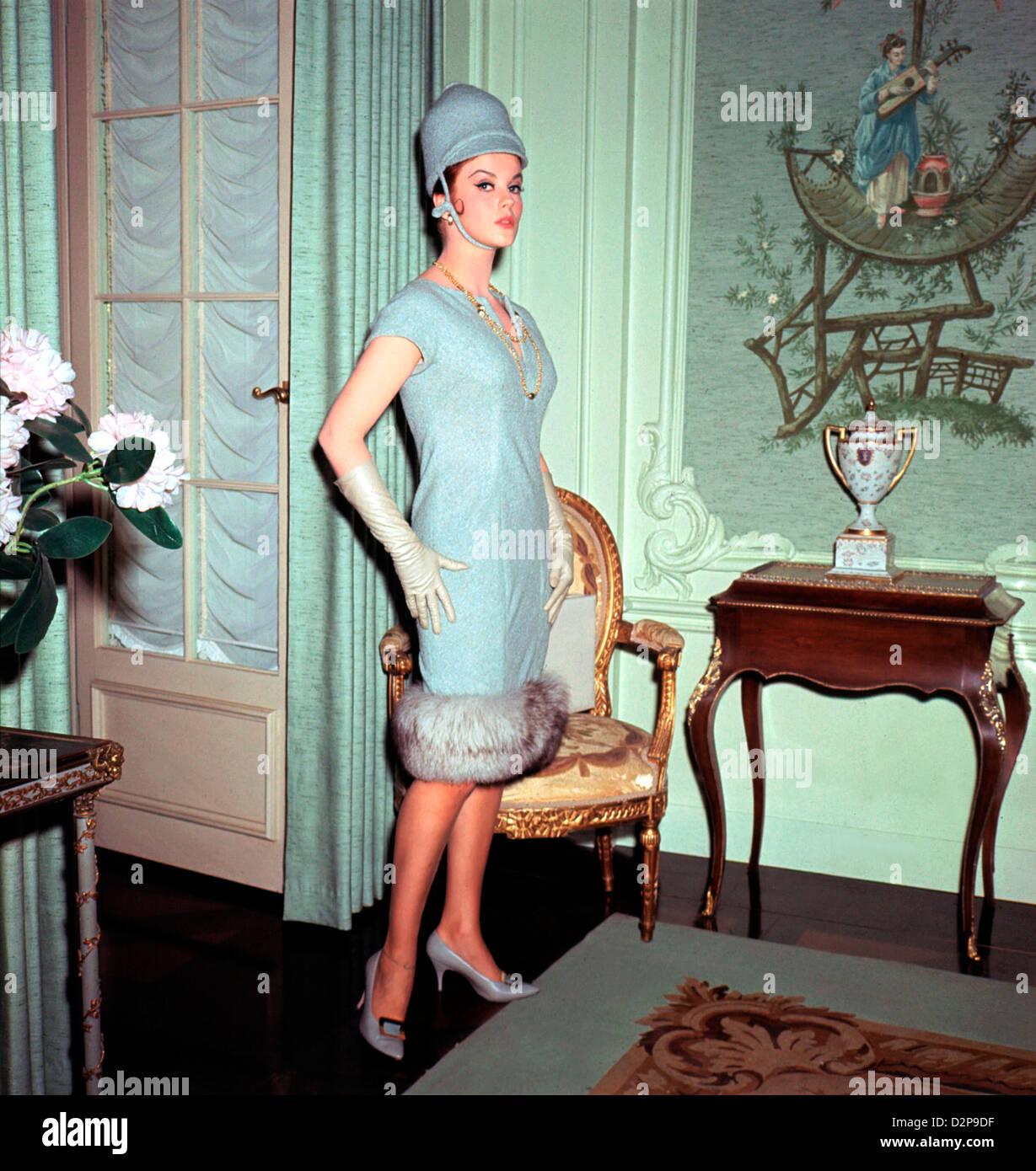 Fatto a Parigi 1966 MGM film con Ann-Margaret Immagini Stock