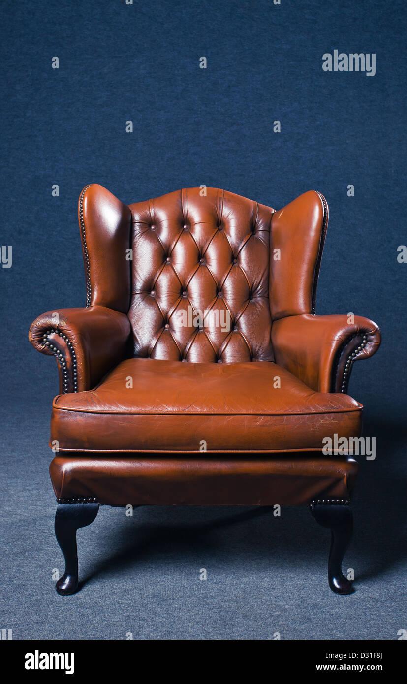 Poltrone Vecchie In Pelle.Poltrona In Pelle Immagini Poltrona In Pelle Fotos Stock Alamy