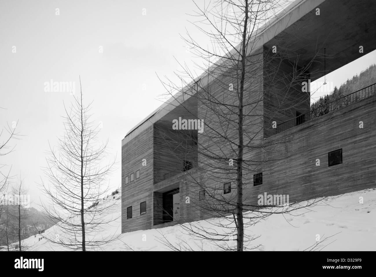 Bagni Termali Vals : Vals terme vals svizzera architetto peter zumthor dalla