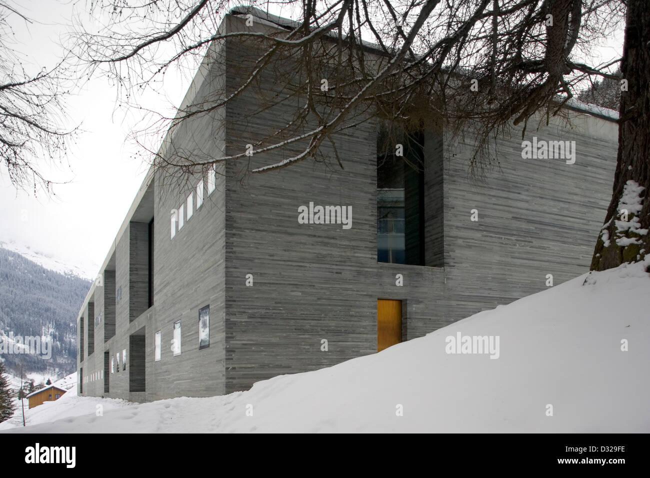 Bagni Termali Vals : Vals terme vals svizzera architetto peter zumthor