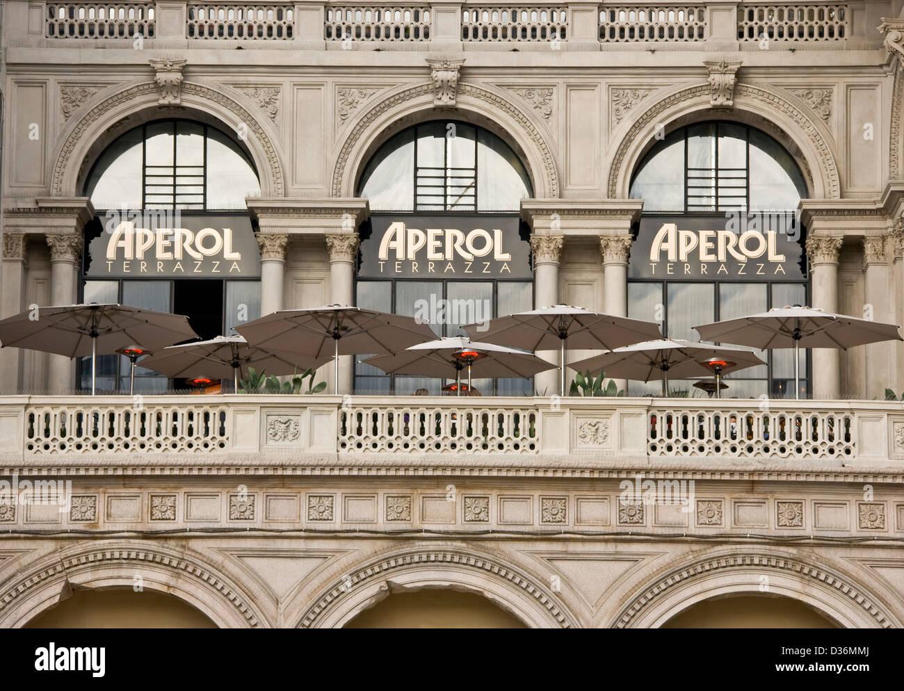 Designer Cafe Ristorante Bar Terrazza All Aperto Sopra